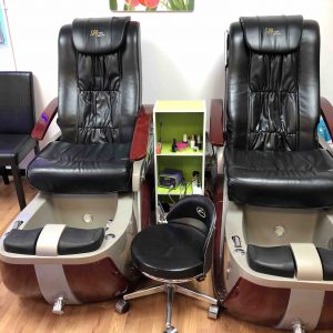 Cindy Nails And Beaty Pedicure Spa Chairs