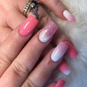 nail extensions obmbre design 101118 4