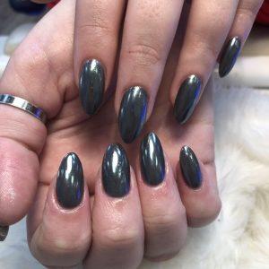 Christmas nail design 5